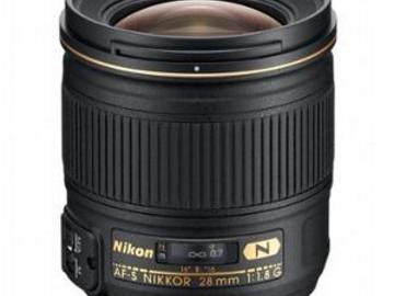 Rentals: Nikon AF-S Nikkor 28 mm / 1,8 G