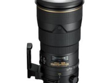 Rentals: Nikon AF-S Nikkor 300 mm / 2,8 G ED VR II