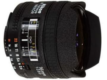Rentals: Nikon AF 2,8/16 mm Fisheye