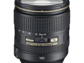 Rentals: Nikon AF-S Nikkor 24-120mm/4,0G ED VR