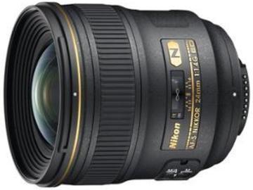 Rentals: Nikon AF-S 24mm/1,4 G ED