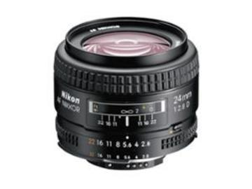 Rentals: Nikon 2,8/24mm Objektiv