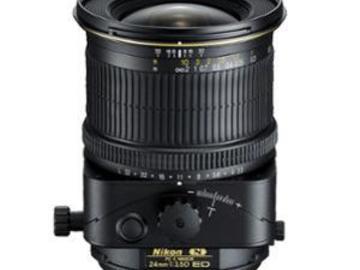 Rentals: Nikon PC-E Nikkor 24mm/3.5D ED