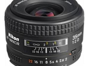 Rentals: Nikon 2,0/35mm Objektiv