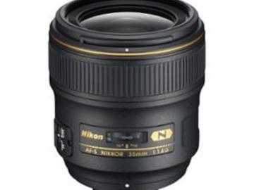 Rentals: Nikon AF-S 35mm/1,4 G