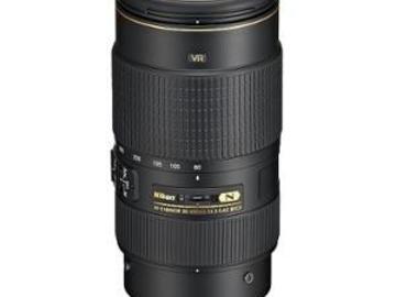 Rentals: Nikon 80-400mm VR ED