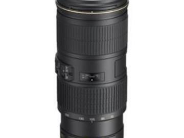 Rentals: Nikon 4,0/ 70-200mm VR