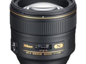 Rentals: Nikon AF-S 85 mm 1:1,4G