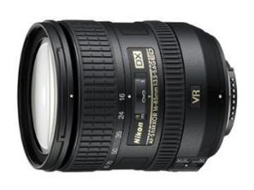 Rentals: Nikon DX 16-85mm Objektiv