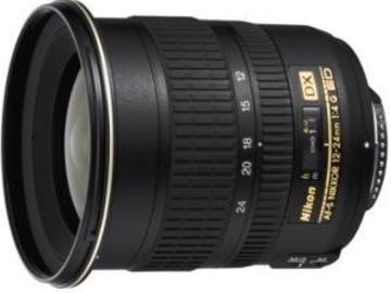 Rentals: Nikon DX 12-24mm,4,0 Objektiv