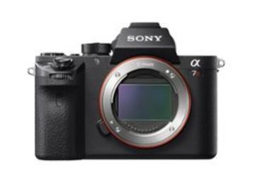 Rentals: Sony A7R II Body