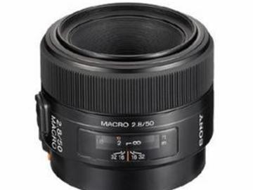 Rentals: Sony 2,8/50mm Makro
