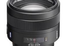 Rentals: Sony Zeiss Planar 1,4/85mm
