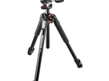 Rentals: Manfrotto Kamera Stativ 055 mit 3-W Neiger