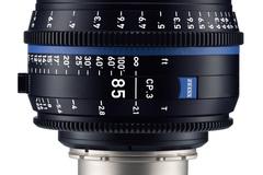 Rentals: Zeiss Cine Objektiv 85mm T2.1 EF