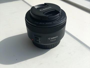 Rentals: Canon EF 50mm f/1.8