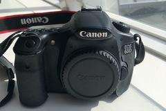 Rentals: Canon EOS 60D