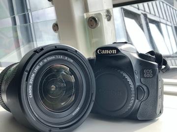 Rentals: Canon 60D Bundle