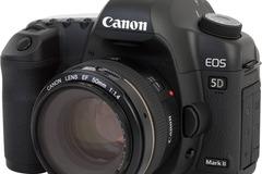Rentals: Canon5DM2