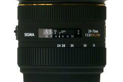 Rentals: Sigma 24-70mm f/2.8 Zoom Lens