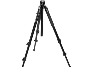 Rentals: Manfrotto 055PROB with Customized Fluid Head