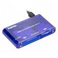 Rentals: Hama USB 2.0 Card Reader CF/SD/Mini SD 35 in 1