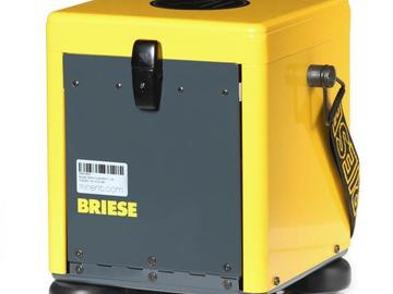 Rentals: Briese Yellow Cube 1600 E