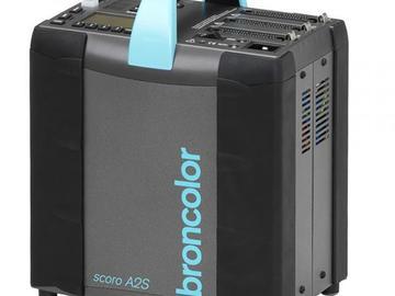 Rentals: Brocolor Scoro S 1600 RFS2