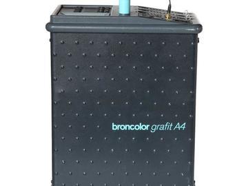 Rentals: Broncolor Grafit A4 RFS 3200J