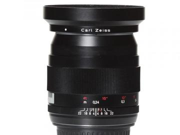 Rentals: Canon Lens Zeiss ZE 2,0/28mm