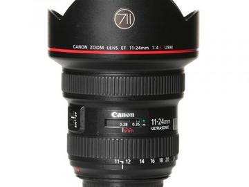 Rentals: Canon Lens EF 11-24mm 4 L USM