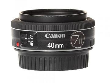 Rentals: Canon Lens EF 40mm 2.8 STM