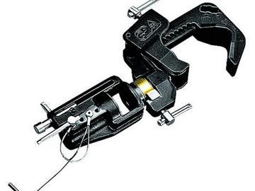 Rentals: Manfrotto C150 Junior Pipe swivelling