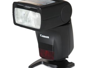 Rentals: Canon Speedlite 470EX-AI