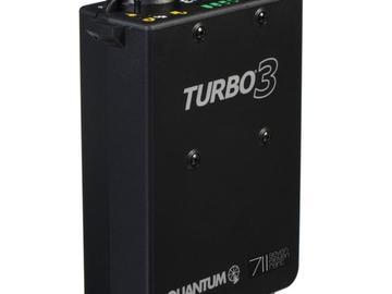 Rentals: Quantum Turbobattery Turbo3