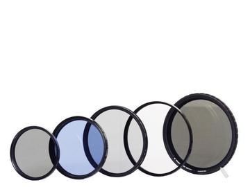 Rentals: Filter 82mm ND Fader (1-4,5 f-stops)