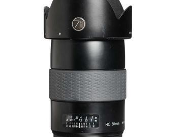Rentals: Hasselblad Lens HC  50mm 3,5