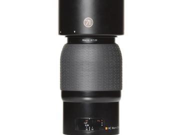 Rentals: Hasselblad Lens HC 120mm 4,0 Macro II
