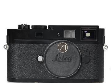 Rentals: Leica M9 Body