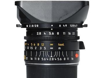 Rentals: Leica Elmarit-M 28mm 2,8