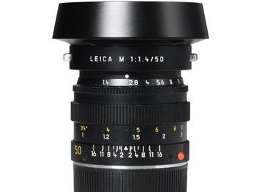 Rentals: Leica Summilux-M 50mm 1,4