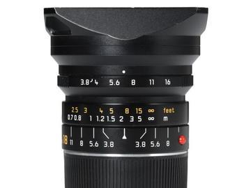 Rentals: Leica Super-Elmar-M 18mm 3,8 Asph.