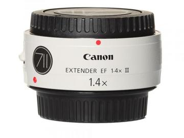 Rentals: Canon Extender/Converter 1,4x LII