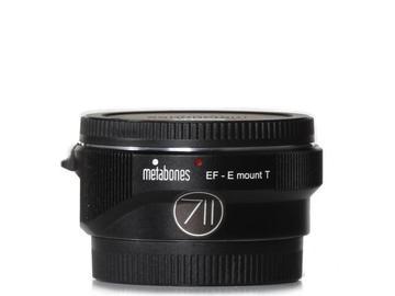 Rentals: Metabones Adapter Canon EF > Sony E