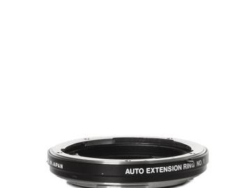 Rentals: Phase One Extension Ring No.1 11,8mm