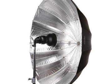 Rentals: Umbrella 110cm silver M