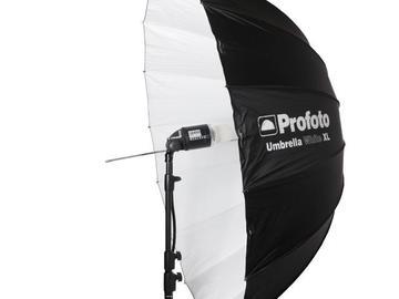 Rentals: Umbrella 165cm Deep white XL