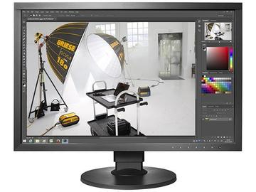 """Rentals: Monitor 24"""" Eizo TFT CG247X"""