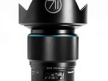 Rentals: Phase One Lens  35mm 3,5 AF LS Blue ring