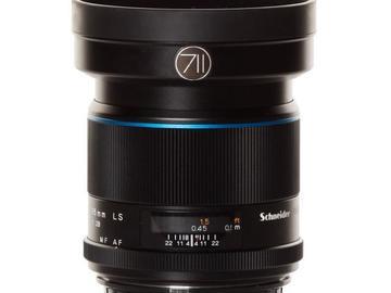 Rentals: Phase One Lens  55mm 2,8 AF LS Blue ring